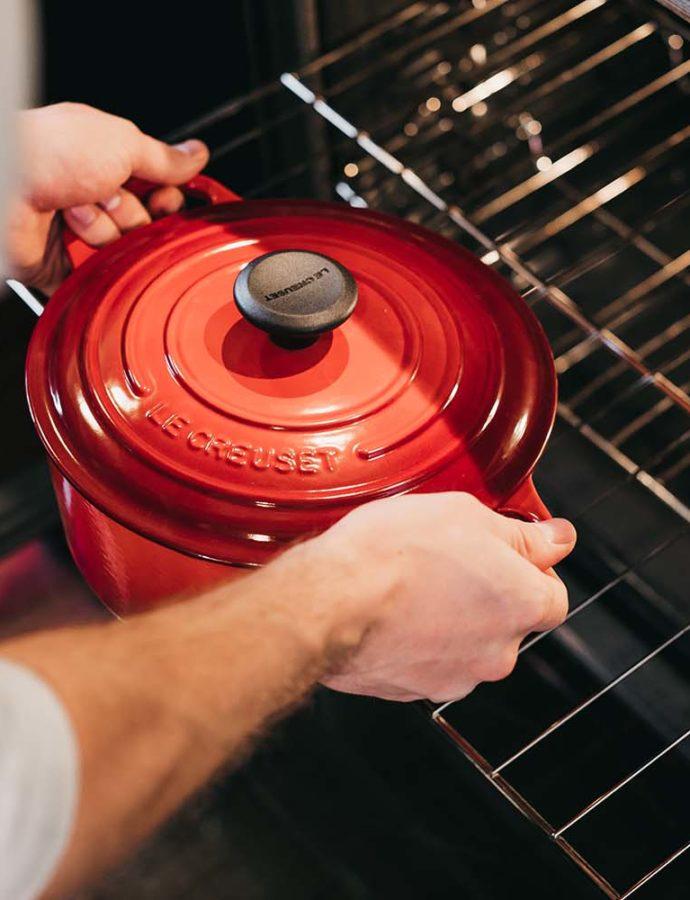 Θερμοκρασίες φούρνου – Ορισμοί