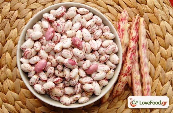 Φασόλια χάντρες λαδερά & φρέσκα με άρωμα καλοκαιριού