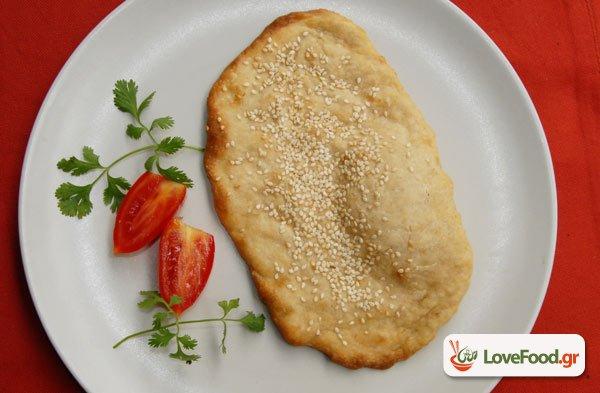 Σπιτική αραβική πίτα χωρίς μαγιά, κάντο σαν άραβας.