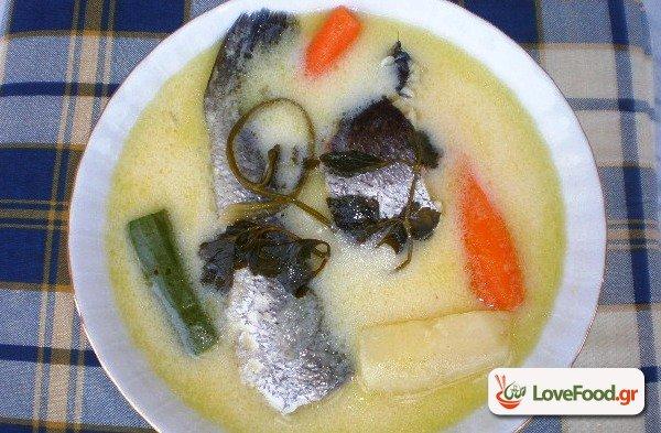 Ψαρόσουπα . Σούπα μου πες
