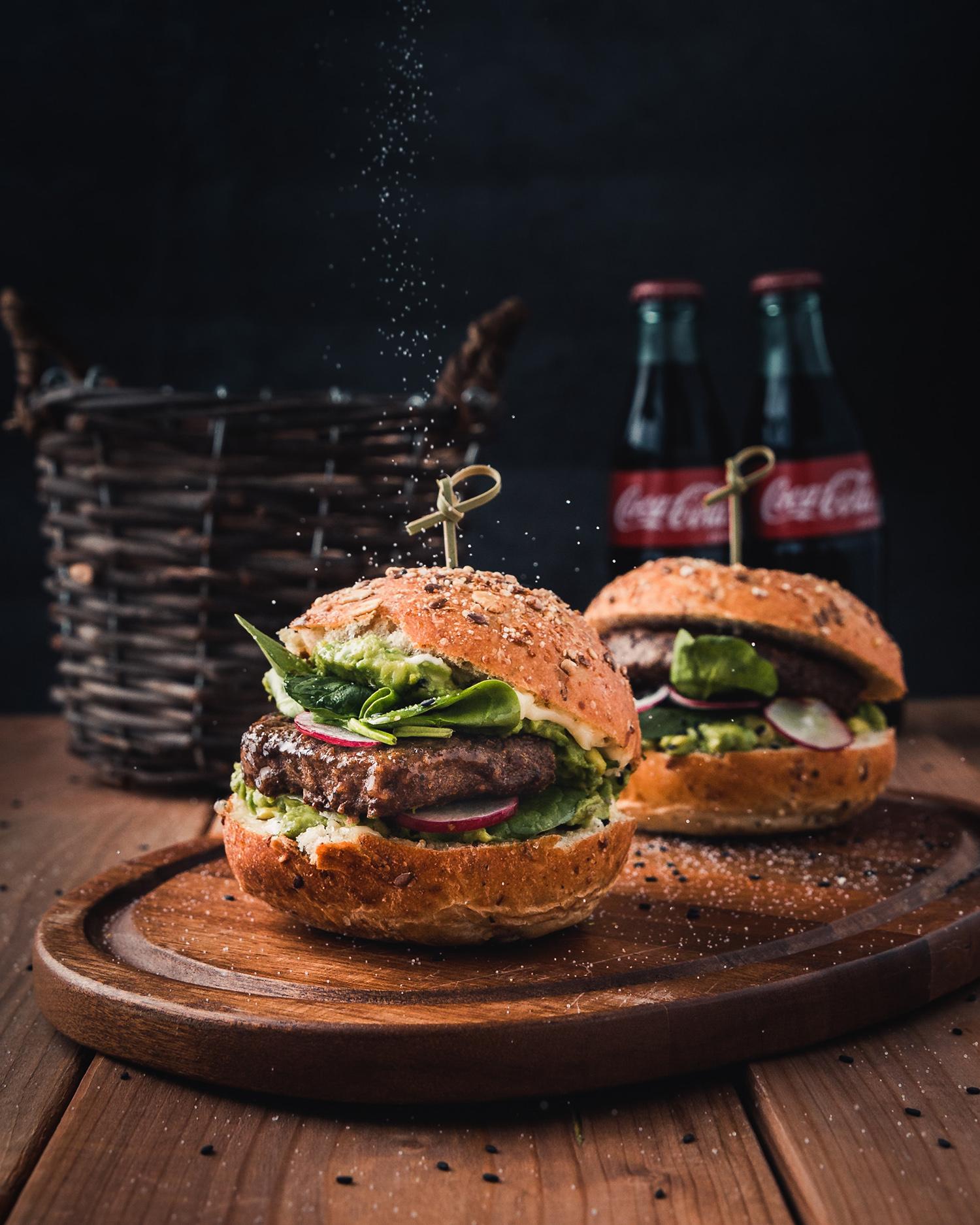 σπιτικά burger